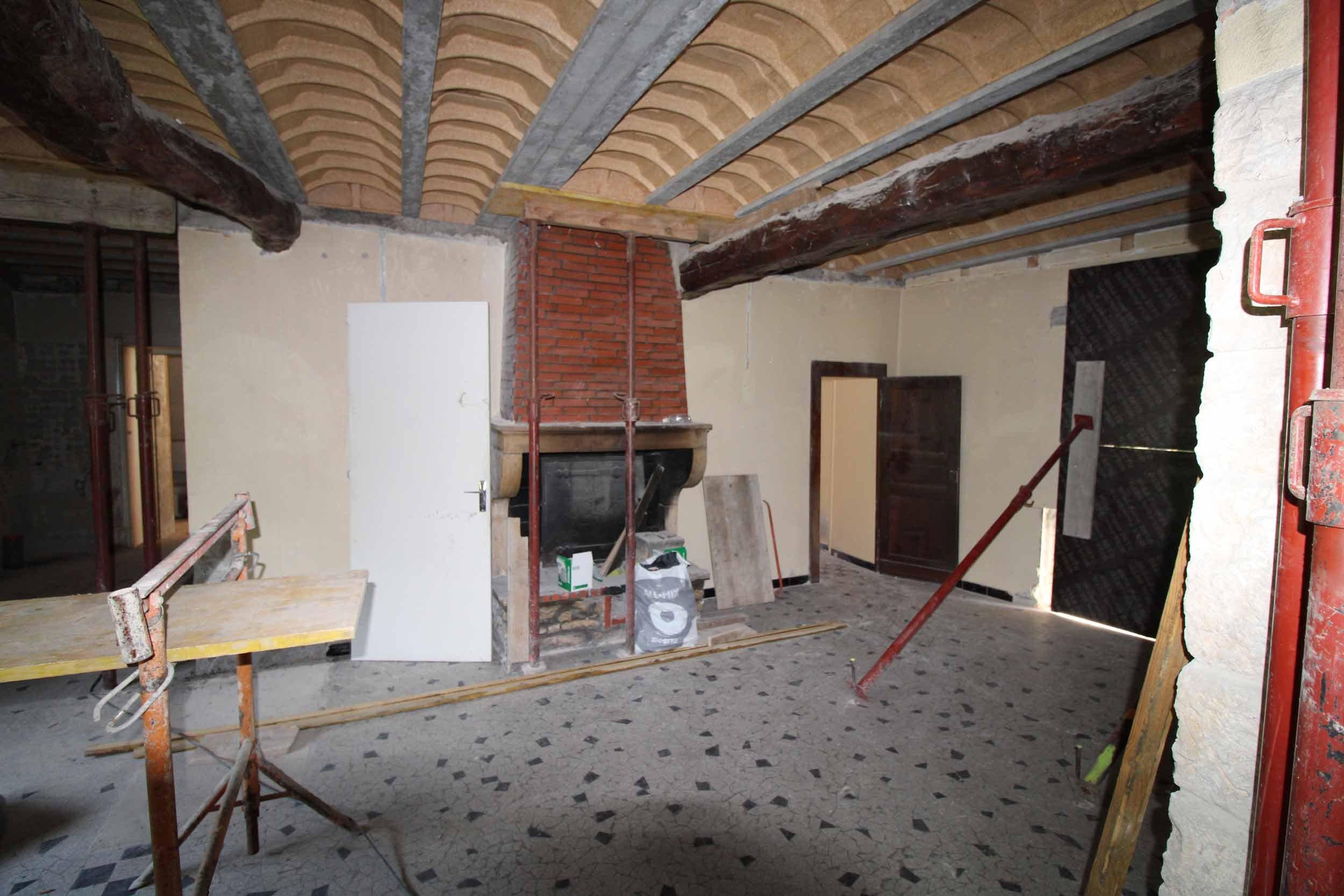Démolition - Rénovation maison à Villefranche