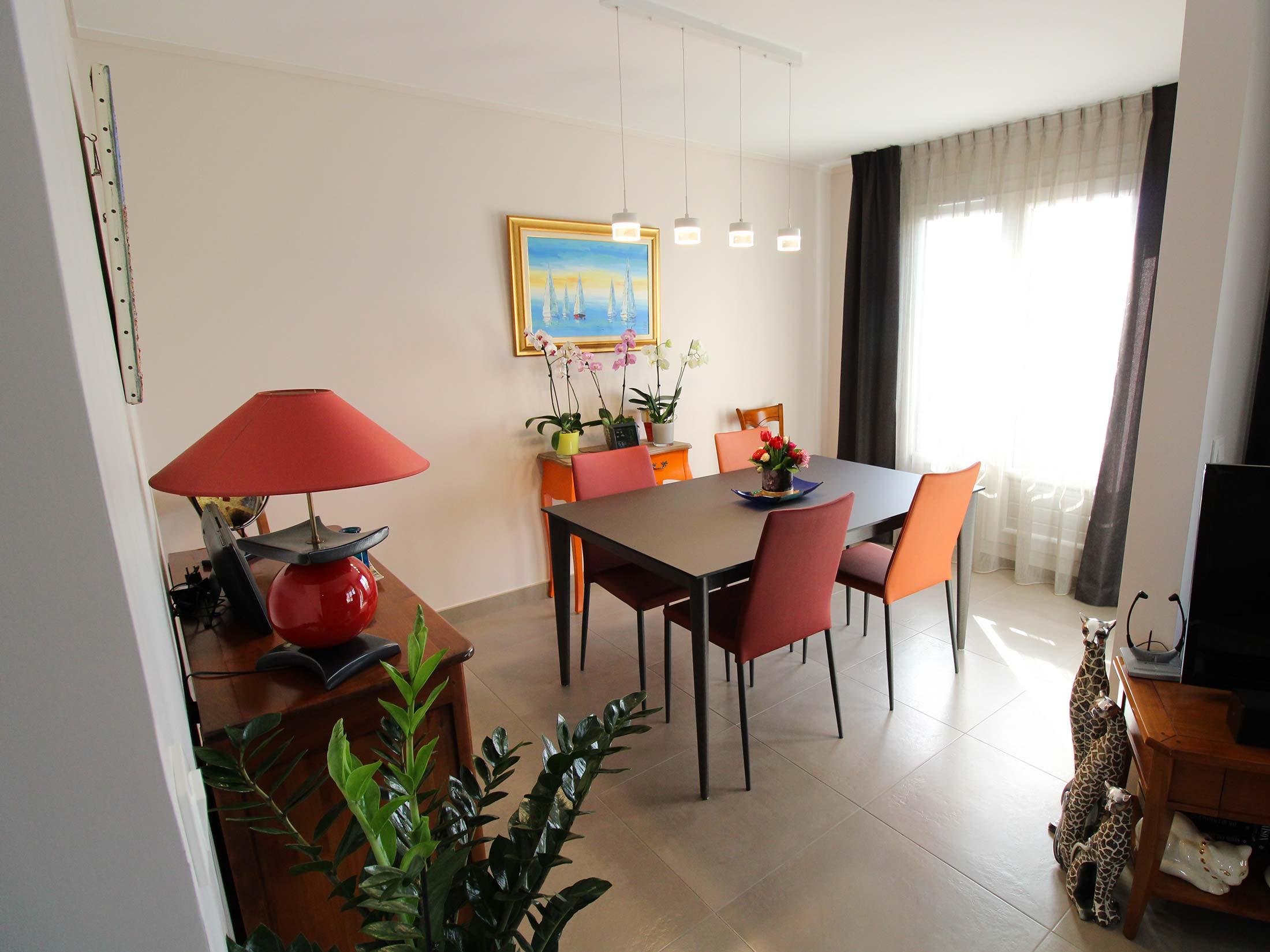 Rénovation d'un appartement à Villefranche sur Saône aux portes du Beaujolais