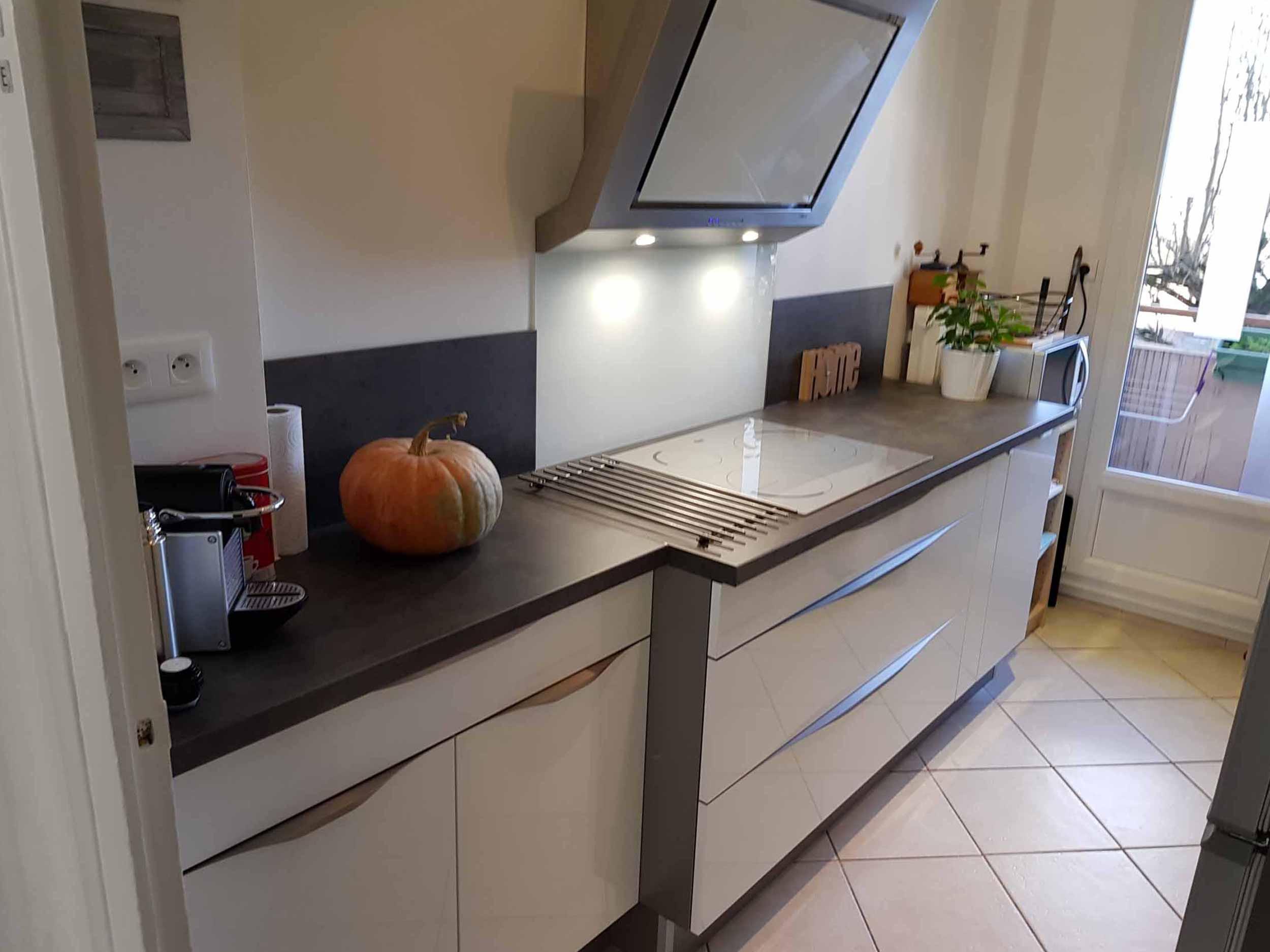 Rénovation d'un appartement à Villefranche-sur-Saône (69400)