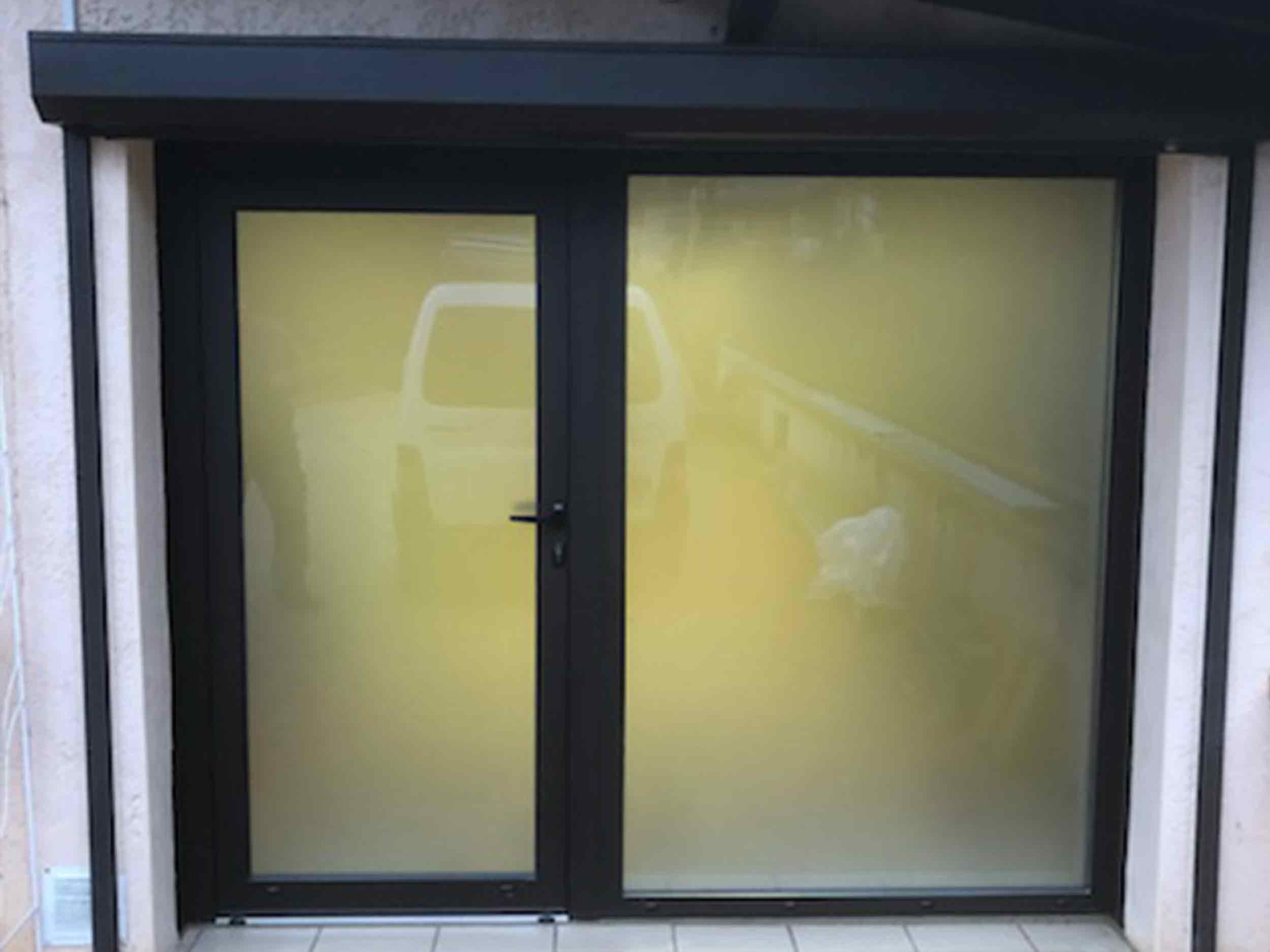 Vente d'une porte pour PMR pour une maison dans l'Ain