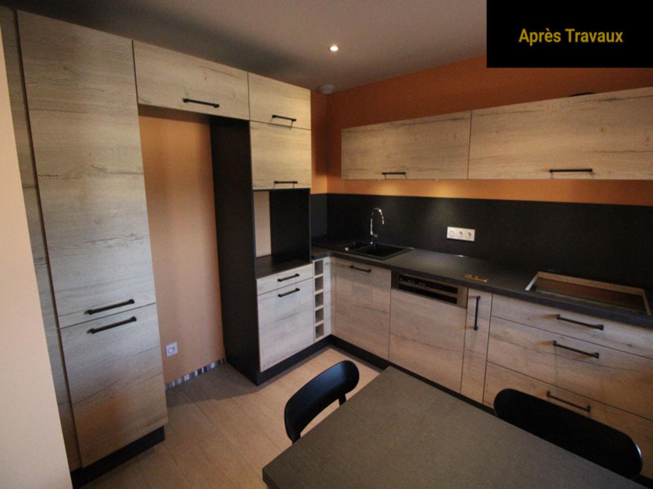 Aménagement d'un plateau de 92 m2 à Lucenay