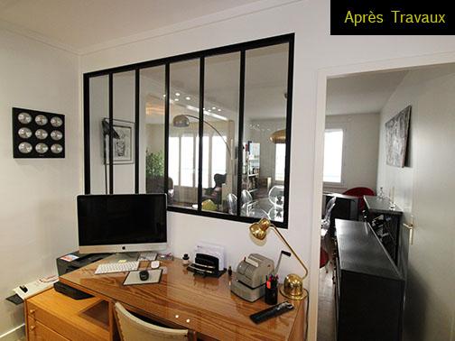 Rénovation d'un appartement T4BIS à Lyon